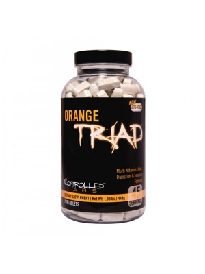 Controlled Labs - Orange Triad 270tabs.