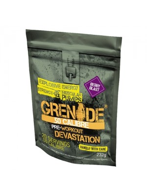 Азотен бустер Grenade 50 Calibre