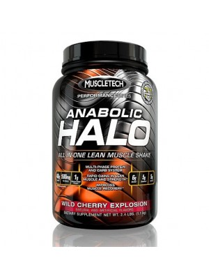 Anabolic Halo - Muscle Tech - 1090gr Chery