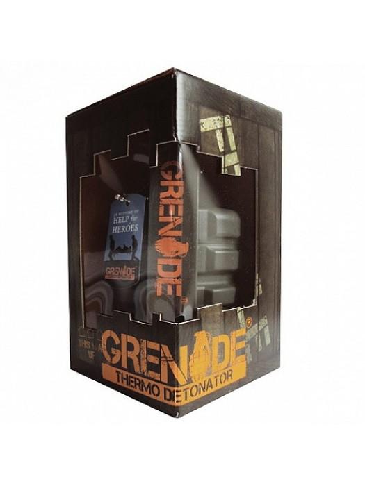 Най-добрият фет бърнър - Grenade Thermo Detonator