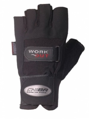Chiba Gloves Wrist Protect