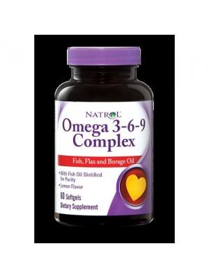 Omega-3-6-9 Complex
